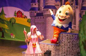 Humpty Dumpty's Big Egg-Venture