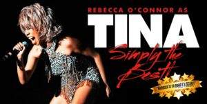 Rebecca O Connor as Tina Turner