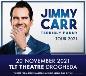Jimmy Carr – Terribly Funny Tour 2021