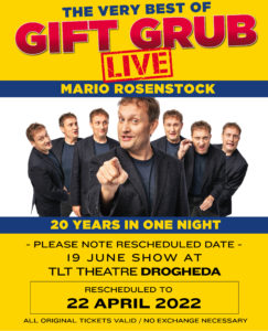 The Very Best Of Gift Grub Live!