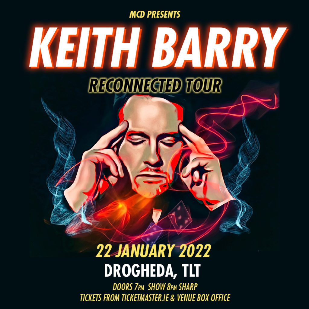 Keith Barry - the TLT Drogheda
