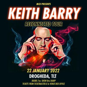 Keith Barry – Reconnected