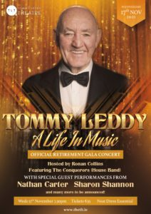 Tommy Leddy – A Life In Music